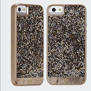 case-mate Accessories - CaseMate Brilliance Champagne cover for iPhone 7.